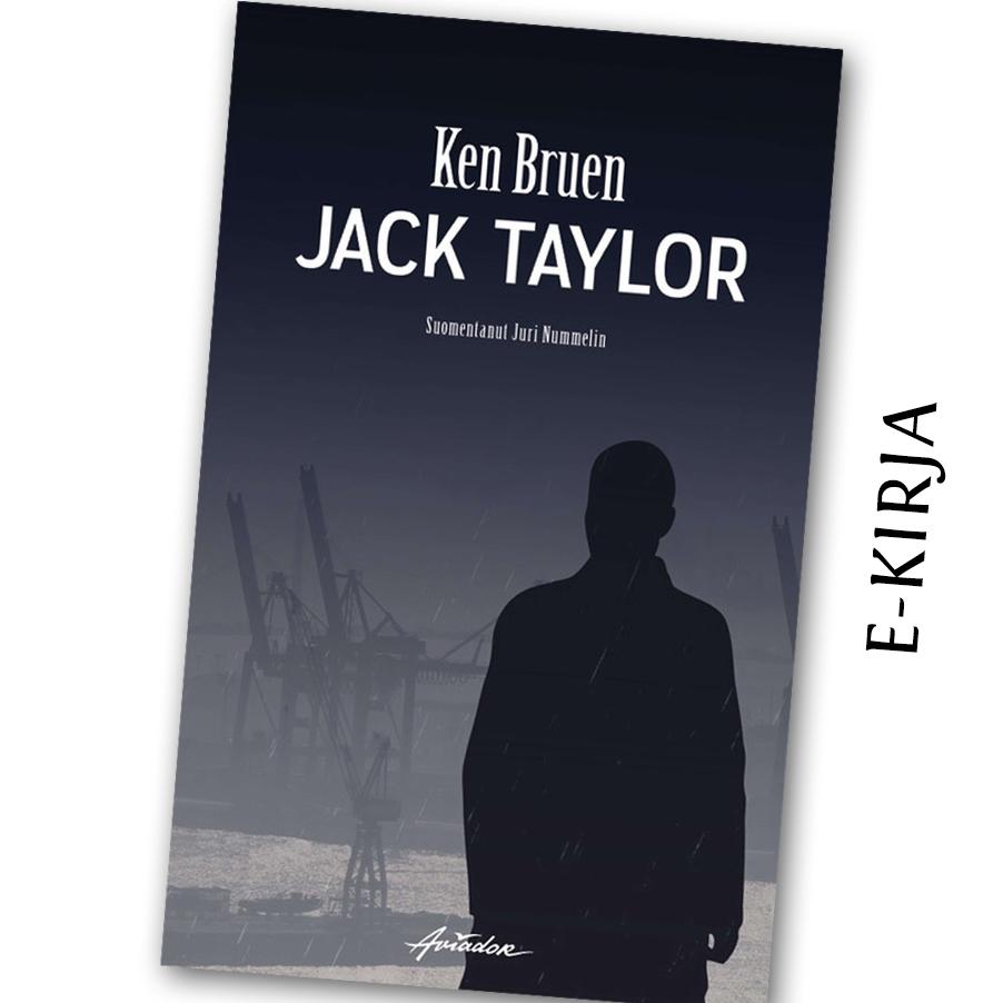 Jack Taylor, e-kirja