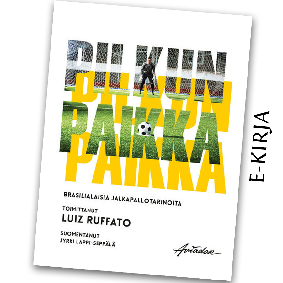 Luiz Ruffato: Pilkun paikka