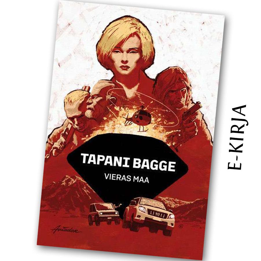 Tapani Bagge: Vieras maa, e-kirja